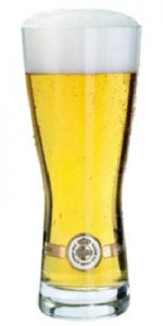 verre à bière Warsteiner